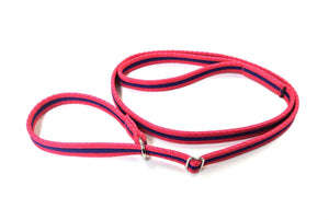 "60"" Long Dog Slip Leads Training Obedience Leash 20mm 25mm Soft Various Colours"