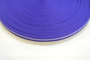 25mm Air Webbing In Various Lengths In Purple And Lilac