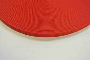 20mm Polyester Air Webbing In Red And Various Lengths