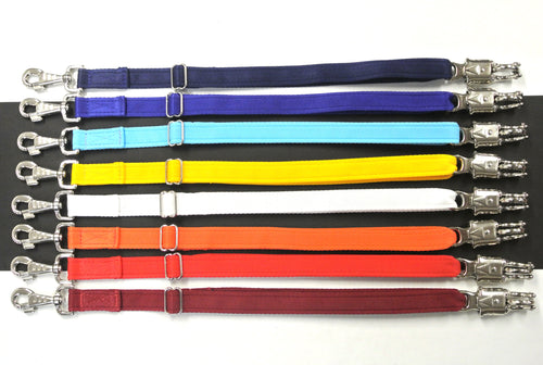 Adjustable Panic Hook Safety Strap For Horse Control In Various Colours
