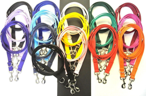 Police Style Dog Training Leads In Various Colours