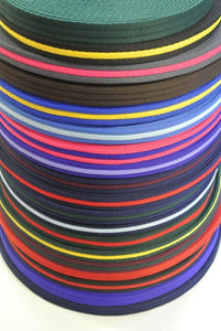 20mm Polyester Air Webbing In Various Colours And Various Lengths