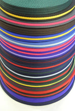 Load image into Gallery viewer, 25mm Air Webbing In Various Lengths In Various Colours