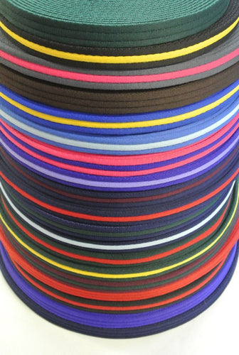 25mm Air Webbing In Various Lengths In Various Colours