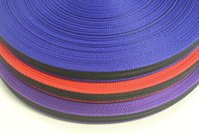 Load image into Gallery viewer, 20mm Webbing In Two-Tone Colours In Various Lengths
