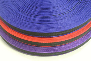 20mm Webbing In Two-Tone Colours In Various Lengths
