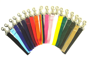 "13"" Short Close Control Dog Lead In Various Colours"