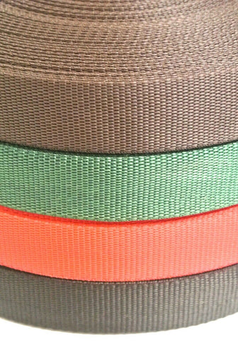 38/40mm Webbing Various Colours And Lengths