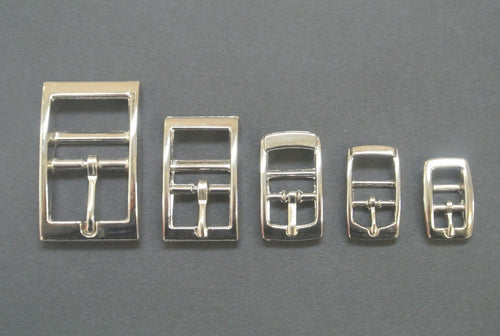 Caveson Buckles Nickel Plated Strong Durable Various Sizes For Webbing Straps Belts