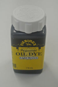 Fiebing Professional Oil Leather Dye 118ml 4oz In Various Colours