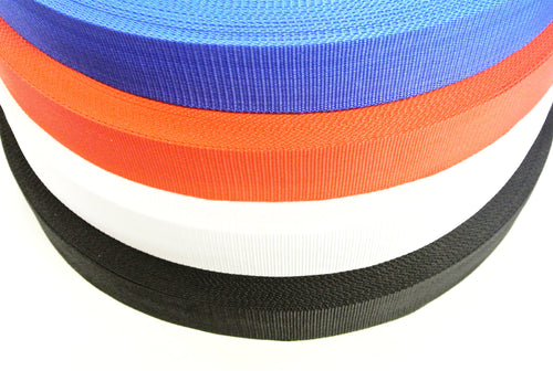 50mm Polypropylene Webbing In 4 Colours And Various Lengths