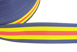 76mm Wide Webbing In 2 Colours For Bags Straps Belts And Crafts Various Lengths