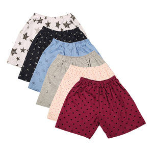 Fareto Babies Cotton Shorts