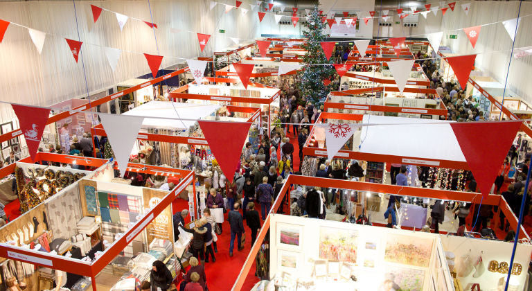 Country Living Christmas Fair @ HCC, Harrogate 29.11.18 - 02.12.18 (Stand M70)