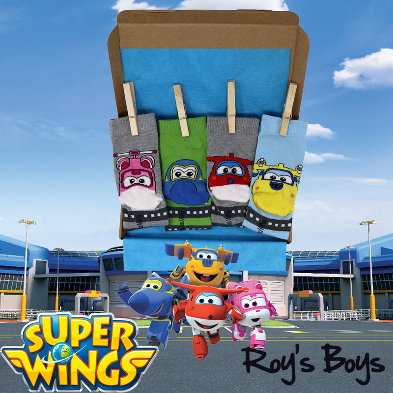Everything You Need to Know About Super Wings
