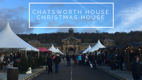 Chatsworth House Christmas Market 16.11.18 - 04.12.18 (Stall 90)