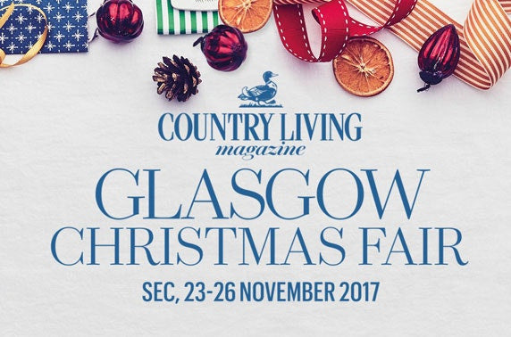Country Living Christmas Fair @ SEC, Glasgow 15.11.18 - 18.11.18 (Stand D29)