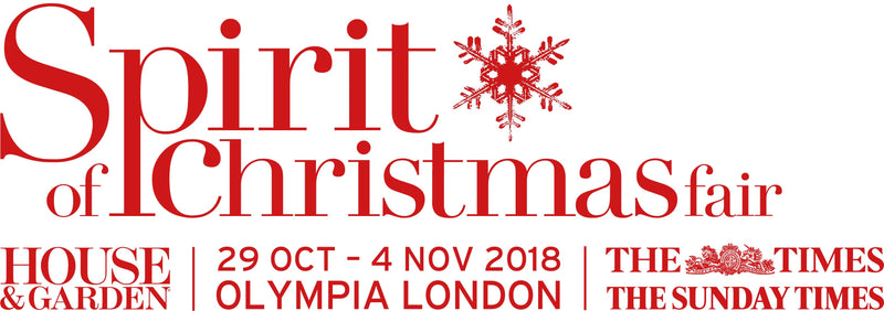 Spirit of Christmas @ Olympia, London 29.10.18 - 04.11.18