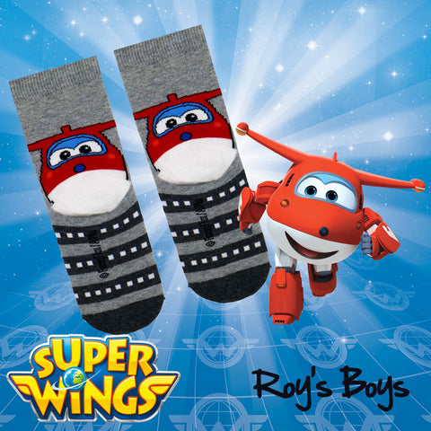 Jett Super Wings Socks