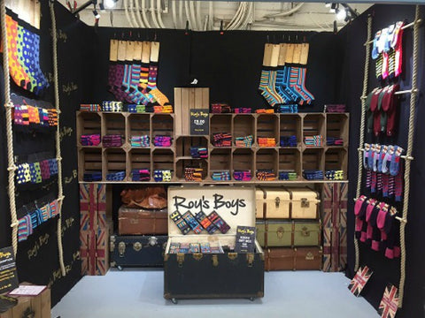 Roy's Boys at Wealdon Times Midwinter Fair 2017