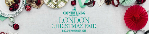 Country Living Christmas Fair London