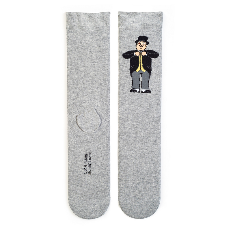 Thomas The Tank Engine Adult 'The Fat Controller' Socks