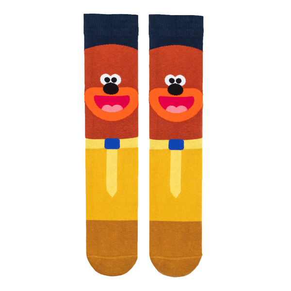 "Hey Duggee ""Dad"" Adult Socks"