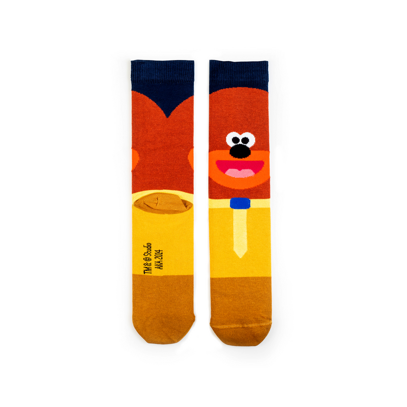 "Hey Duggee ""Mum"" Adult Socks (UK 4-7.5)"