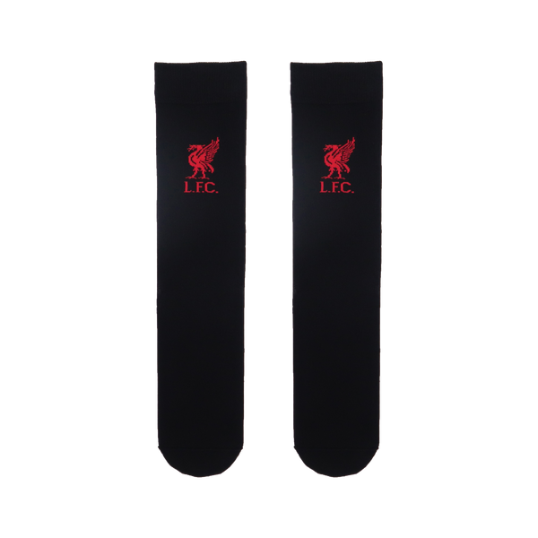Liverpool FC Logo Socks In Black