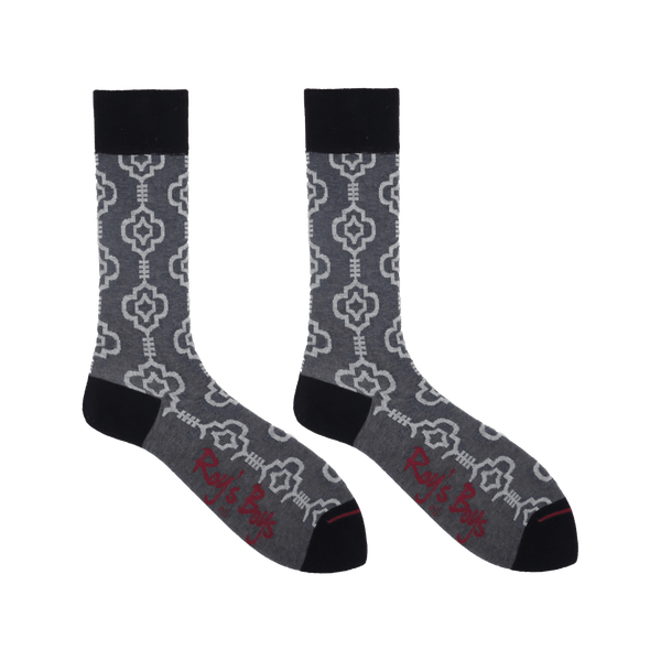 Rug Monochrome Luxury Cashmere Blend Socks