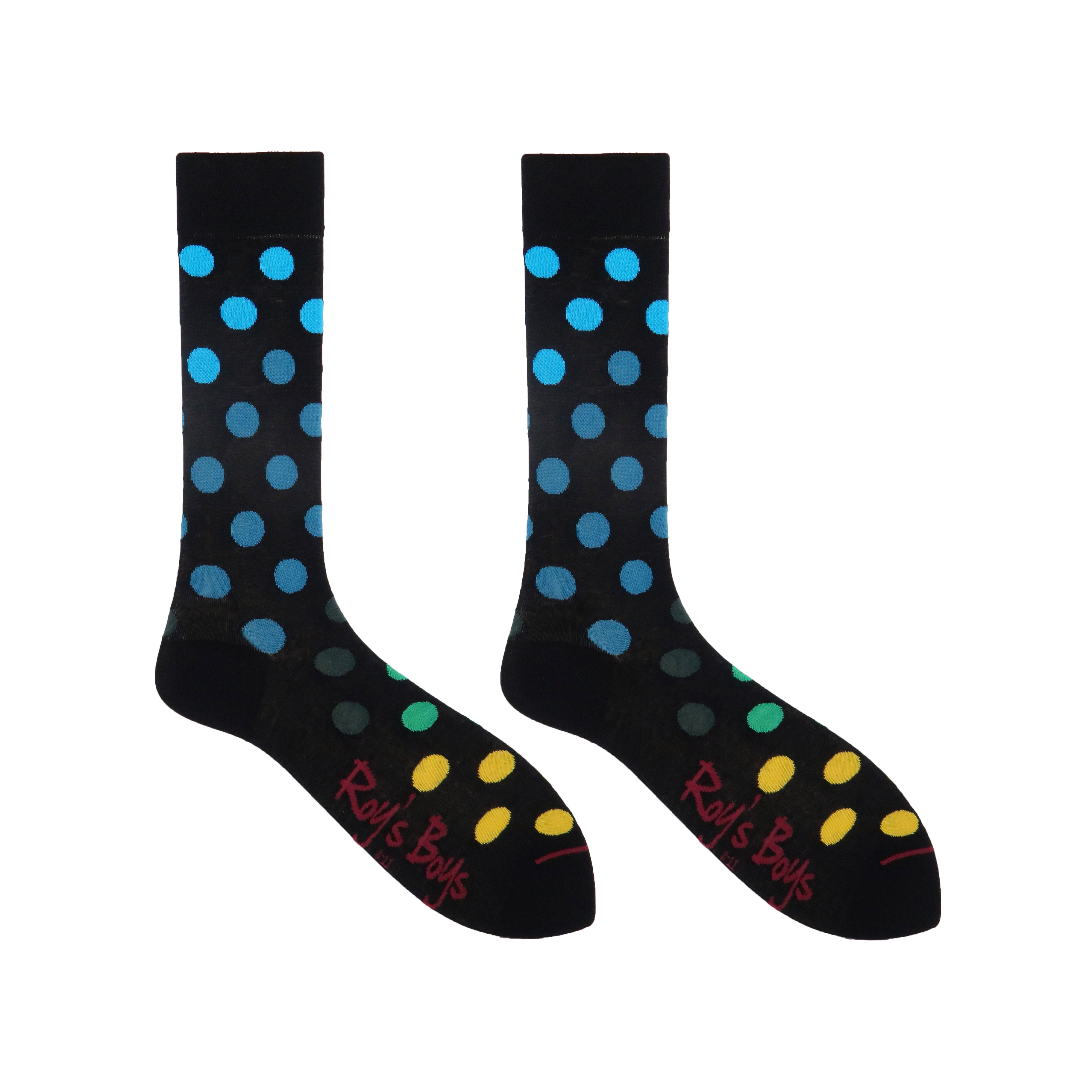 Ombre Sunrise Premium Socks