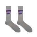 Spyro the Dragon Grey Sports Socks