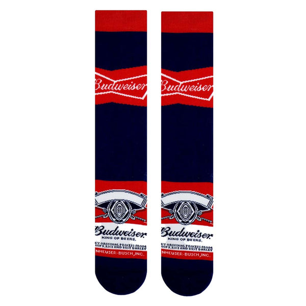 Budweiser Bottle Beer Socks