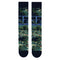Claude Monet The Water-Lily Pond Art Socks