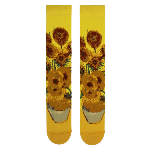 Vincent van Gogh - Sunflowers Art Socks