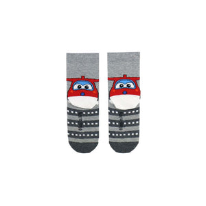 Super Wings Jett Children's Socks