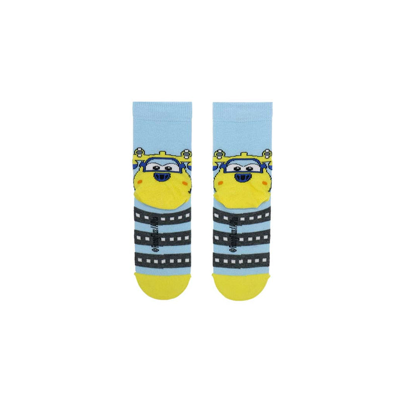 Super Wings Donnie Children's Socks