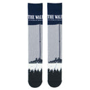 Official Game of Thrones Men's Socks - The Wall