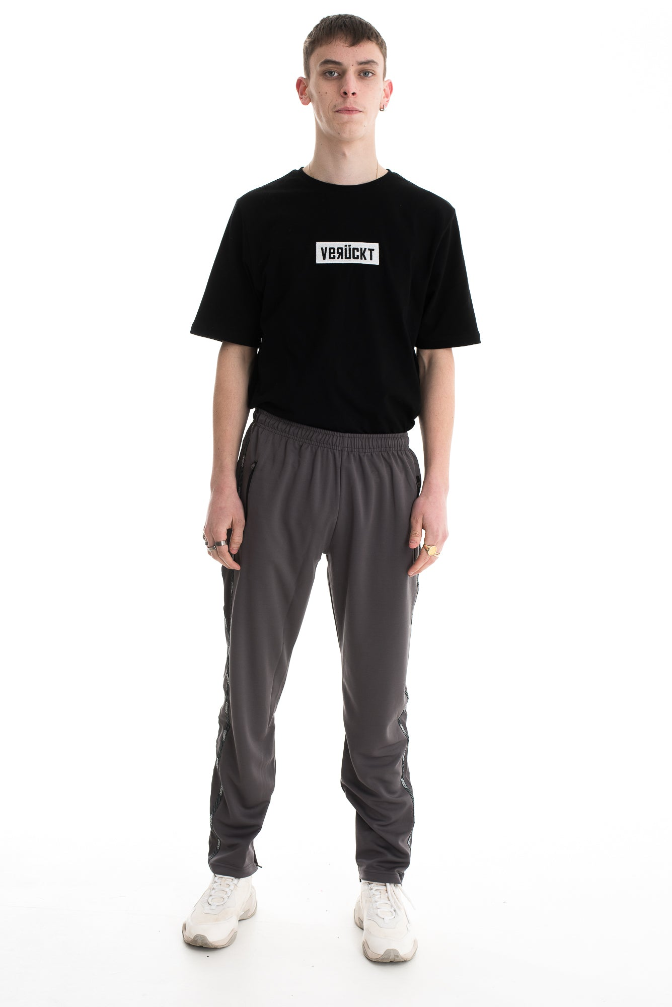 Grey Canyon Track Pant