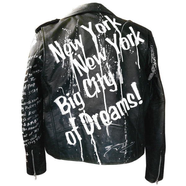 New York City of Dreams Jacket