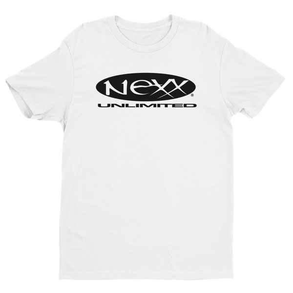 Short Sleeve T-shirt - NEXX logo black