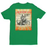 Short Sleeve T-shirt - NEXX I Am Motorcycle