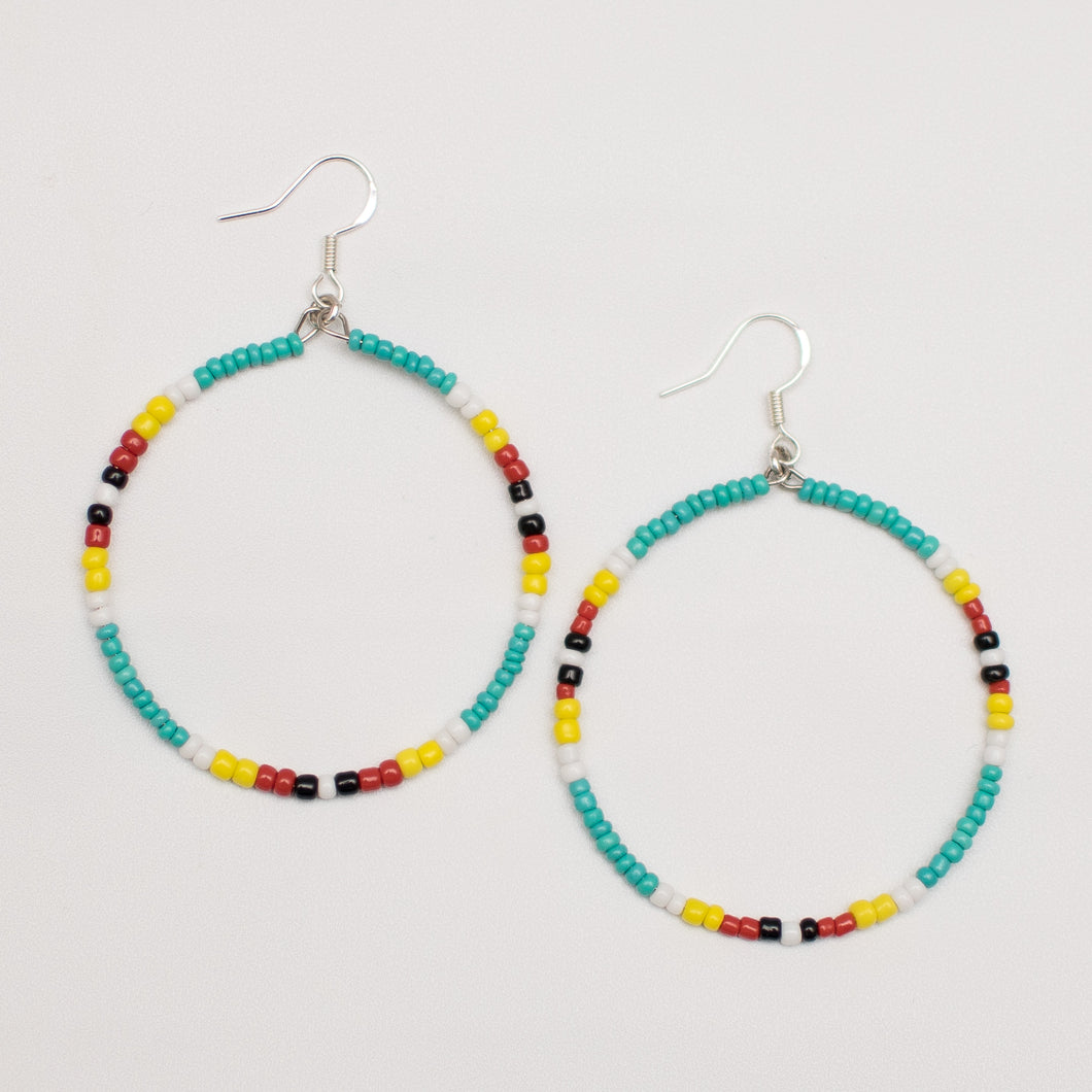 AFRICA - EARRINGS