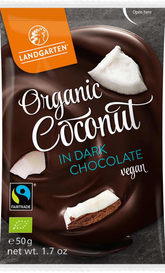 Coconut in Dark Chocolate