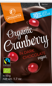 Cranberry in Dark Chocolate