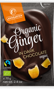 Ginger in Dark Chocolate