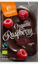Raspberry in Dark Chocolate