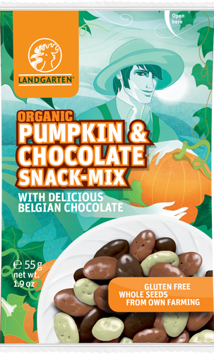 Pumpkin Seed Chocolate Mix
