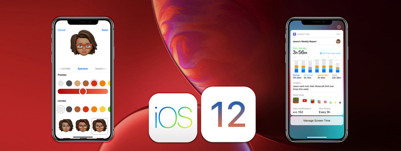 Apple iOS 12 Features - What's new?