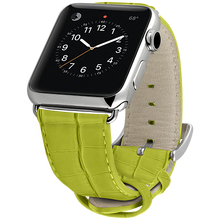 Apple Watch Bands 42mm - Alligator Leather